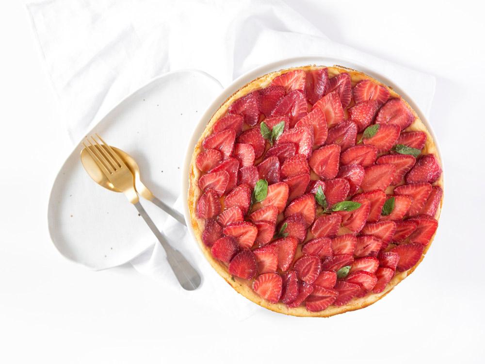 Blanccoco_Recette_Cheesecake_Fraise_Basilic-1