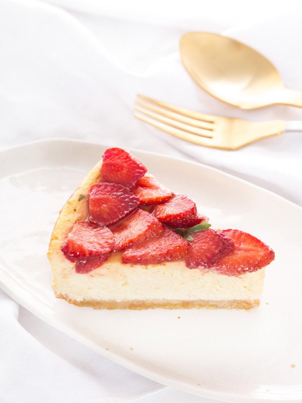 Blanccoco_Recette_Cheesecake_Fraise_Basilic-8
